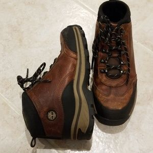 Timberland hiking boots for kids USA size 3.5